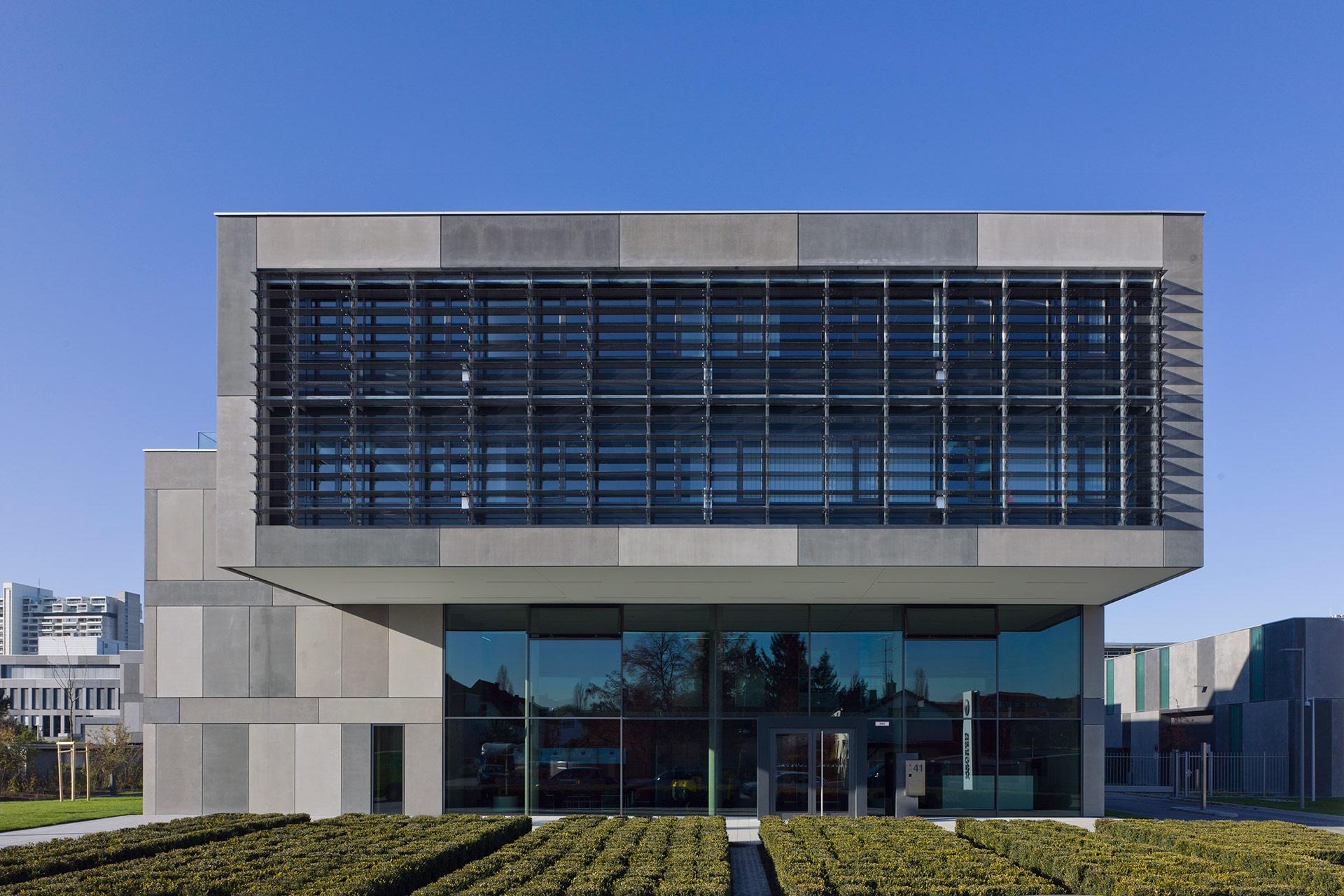Sichtbeton Architekturbeton Betonfertigteile Hemmerlein Ingenieurbau GmbH
