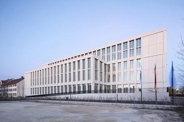 Strafjustizzentrum Nürnberg