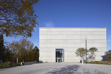Bauhausmuseum Weimar