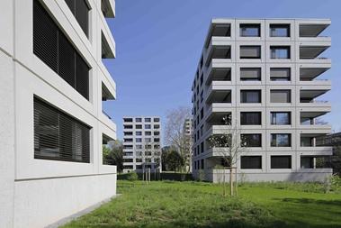 Magnolienpark CH-Basel