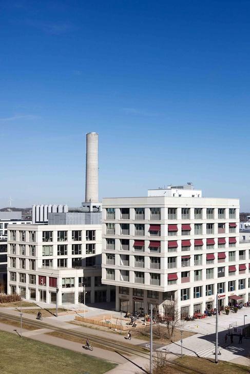 Bauhausplatz München