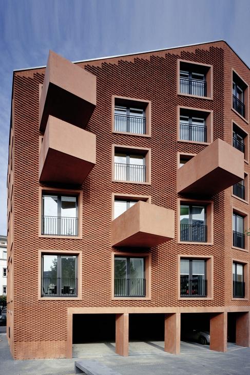 Büro- und Wohngebäude Neu-Ulm
