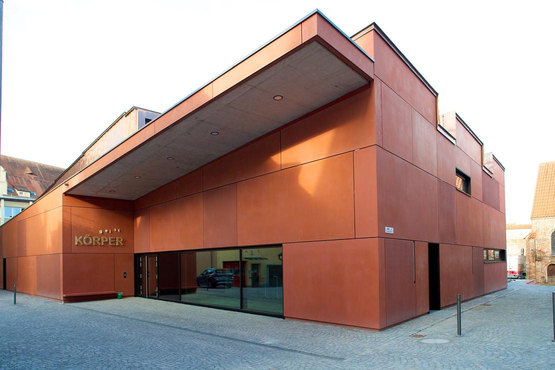 Ursulinenturnhalle Landshut