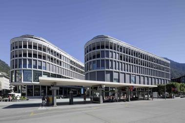 Geschäftshaus CH-Chur