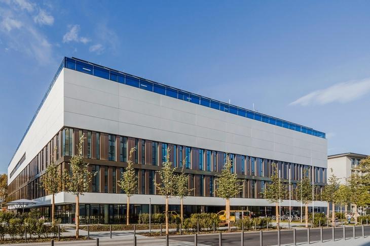 Max-Planck-Institut Köln Sichtbeton hemmerlein