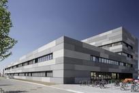 Institutsgebäude TU Chemnitz