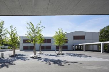Schulanlage CH-Mellingen