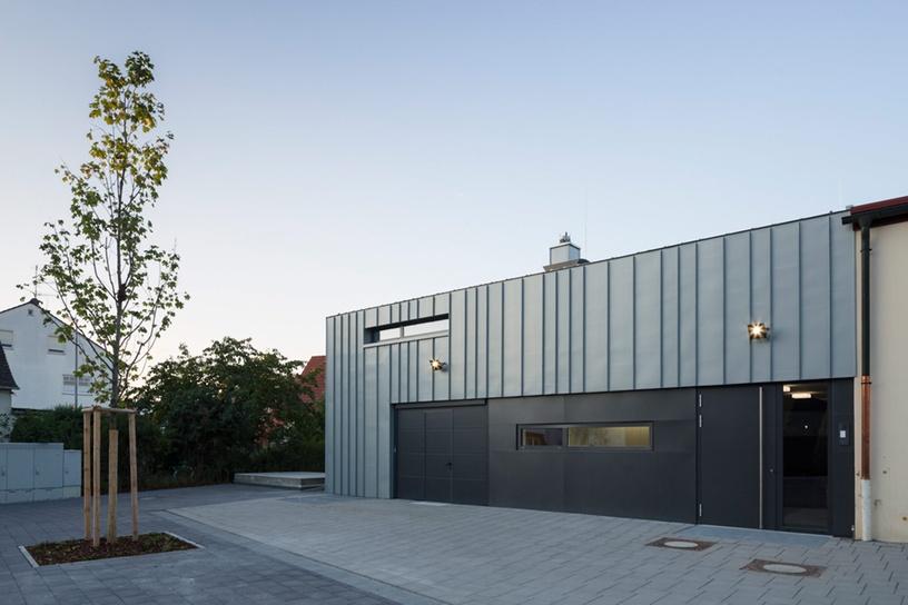 H2m Architekten rathaus strullendorf
