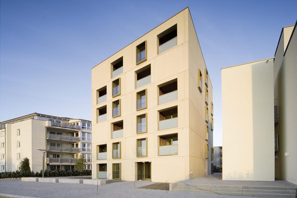 Punkthaus neu ulm - Architekt mannheim ...