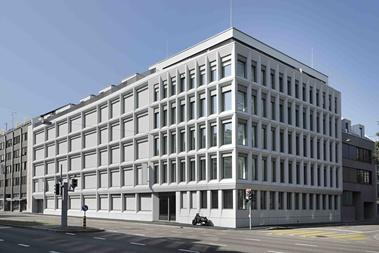 Büro- und Wohngebäude CH-Basel