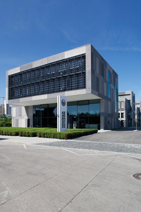 Verwaltungsgebäude München